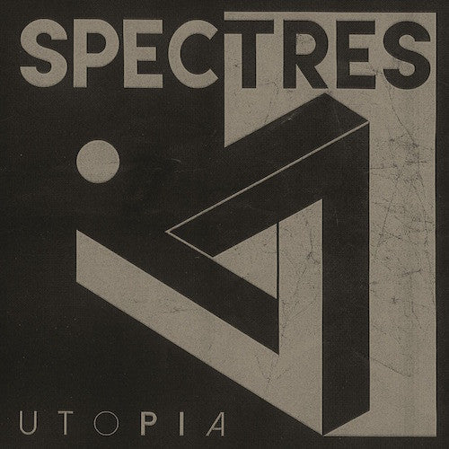 Spectres - Utopia - LP - Deranged Records - DY269
