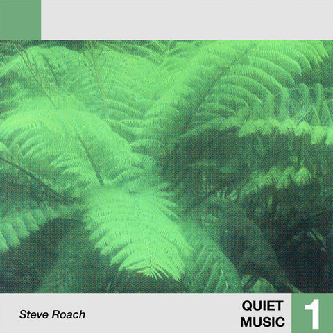 Steve Roach - Quiet Music 1 - LP - Telephone Explosion Records ‎- TER 062