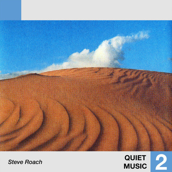 Steve Roach - Quiet Music 2 - LP - Telephone Explosion Records ‎- TER 063