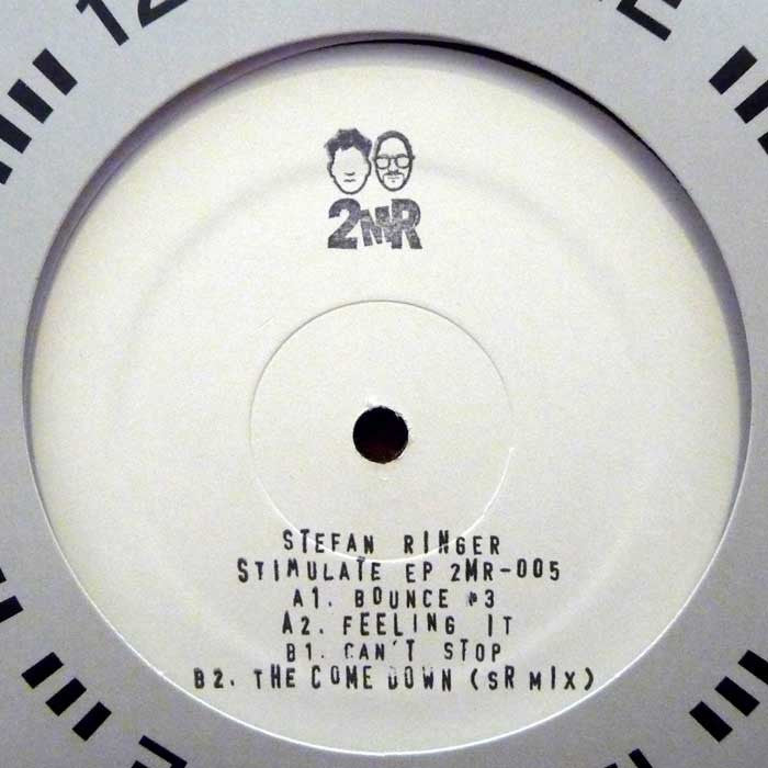 "Stefan Ringer - Stimulate - 12"" - 2MR-005"