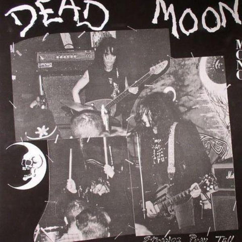 Dead Moon - Strange Pray Tell - LP - Mississippi Records - MRP-041