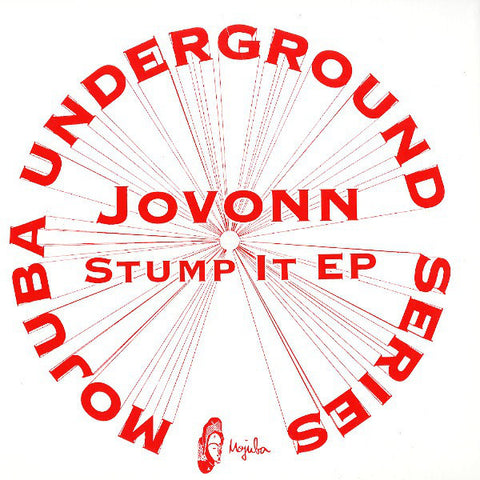 "Jovonn - Stump It EP - 2x12"" - Mojuba - MU 2"