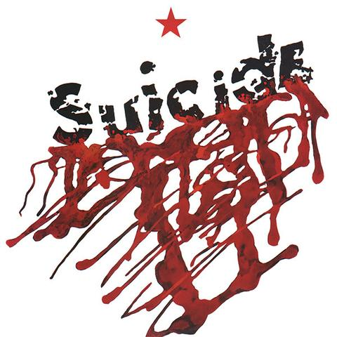 Suicide - LP - Superior Viaduct - SV109