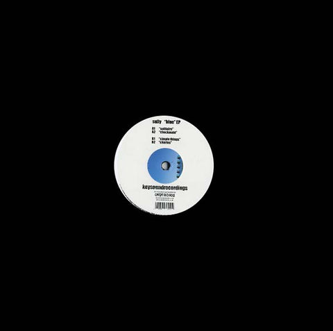 "Sully - Blue EP - 2x12"" - Keysound Recordings - LDN046EP"