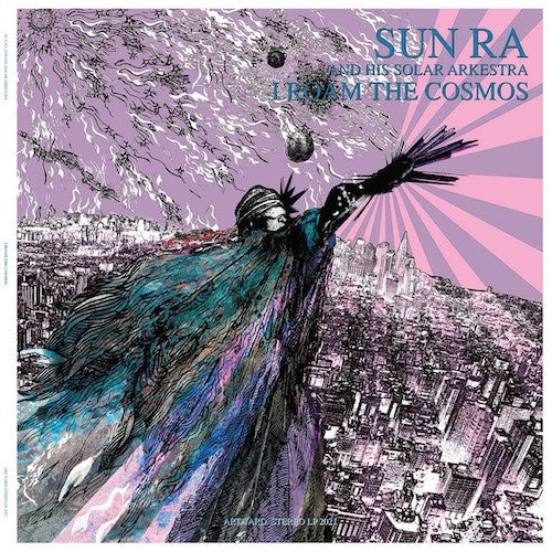 Sun Ra and His Solar Arkestra - I Roam the Cosmos - LP - Art Yard - LP2021