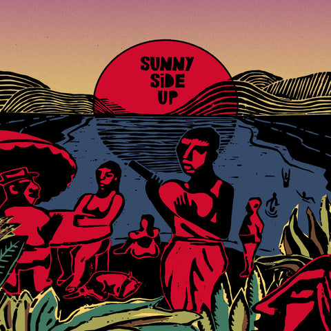 VA - Sunny Side Up - 2xLP - Brownswood Recordings - BWOOD0205LP