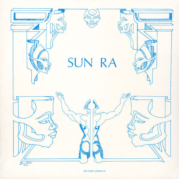 Sun Ra - The Antique Blacks - LP - Art Yard - CIA100