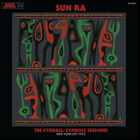 Sun Ra - The Cymbals / Symbols Sessions: New York City 1973 - 2xLP - Modern Harmonic - MH-8083