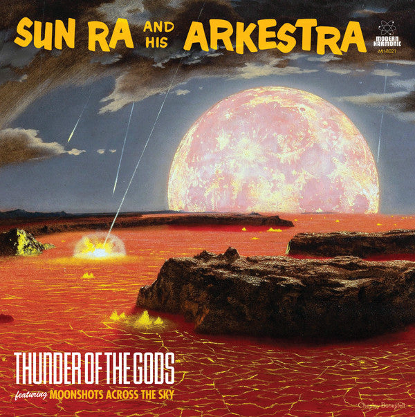Sun Ra and his Arkestra - Thunder of the Gods - LP - Modern Harmonic - MH-8021