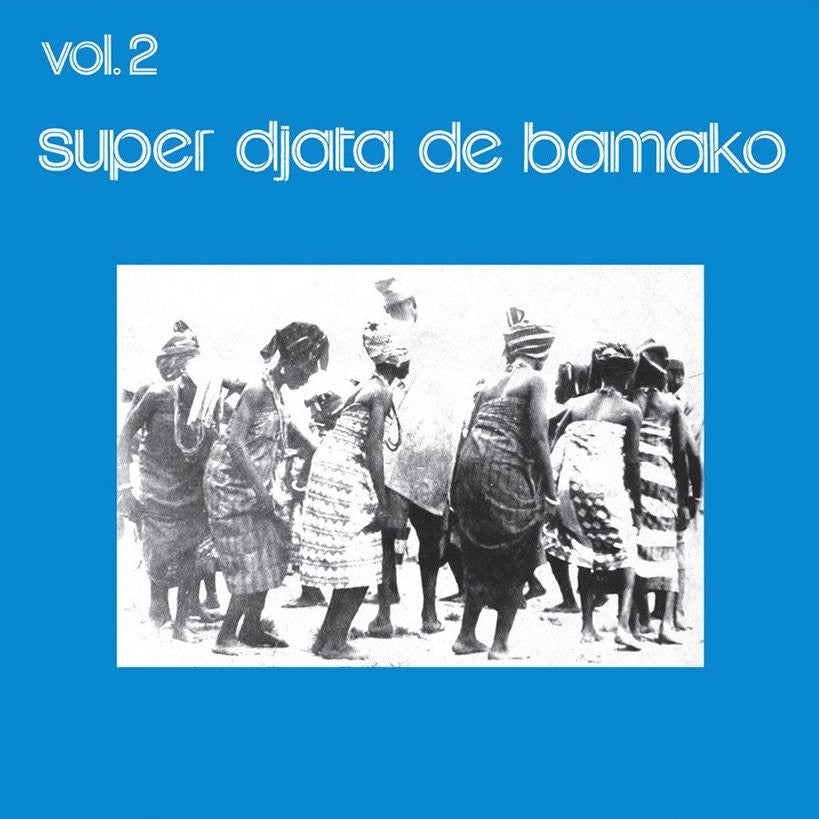 Super Djata de Bamako - Vol. 2 - LP - Kindred Spirits - KSRE-17N