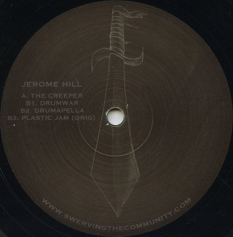 "Jerome Hill - The Creeper - 12"" - Swords 001"