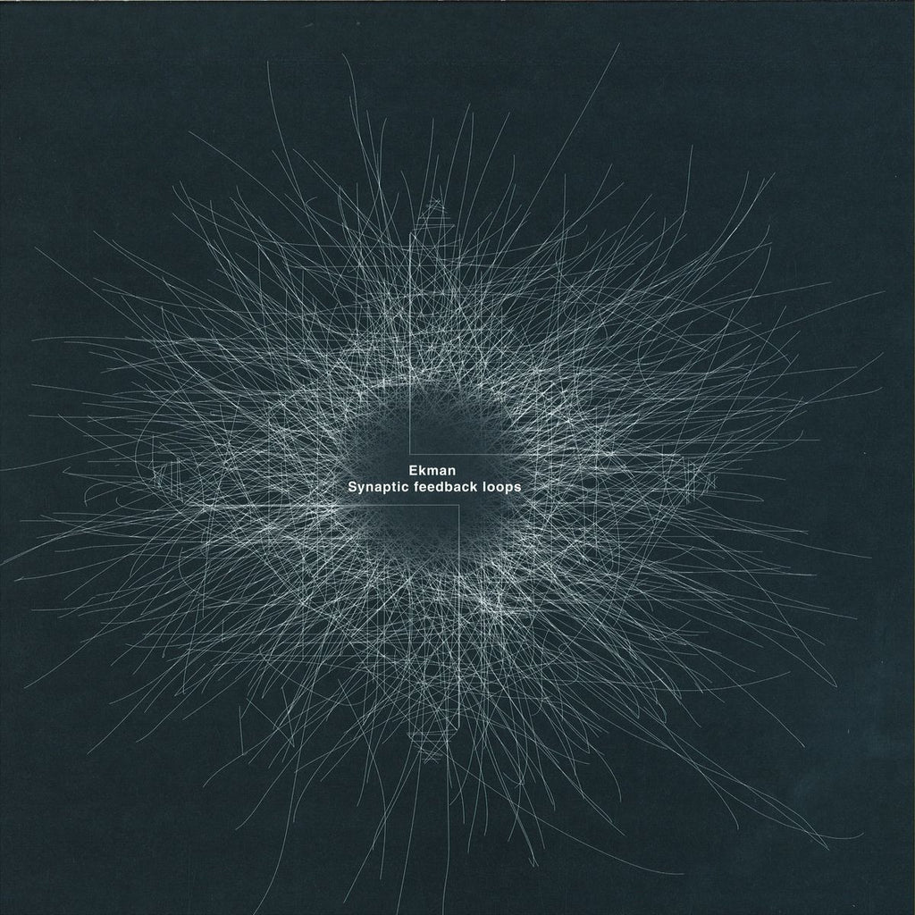 "Ekman - Synaptic Feedback Loops - 12"" - Shipwrec - SHIP031"