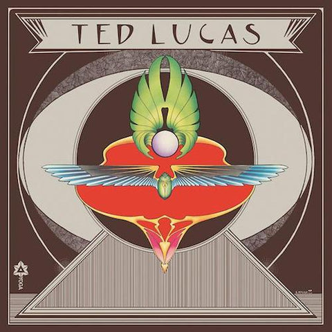 Ted Lucas - LP - Yoga Records - Y17