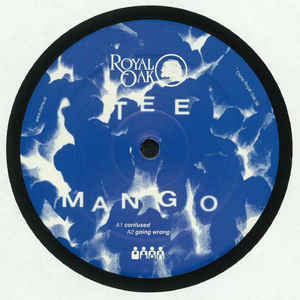 "Tee Mango - Losing Control - 12"" - Royal Oak - Royal038"