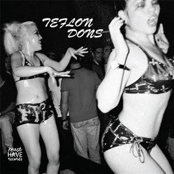 "Teflon Dons - 2x12"" - Must Have Records - MHR-004"
