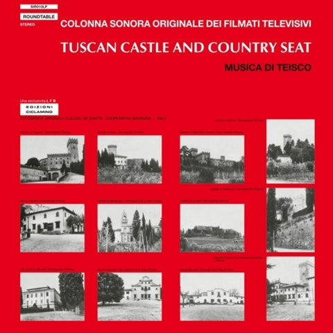 Teisco - Tuscan Castle and Country Seat - LP - The Roundtable - SIR010LP