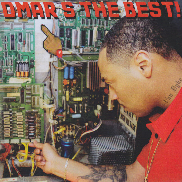"Omar S - The Best - 4x12"" - FXHE -  AOS 4000"