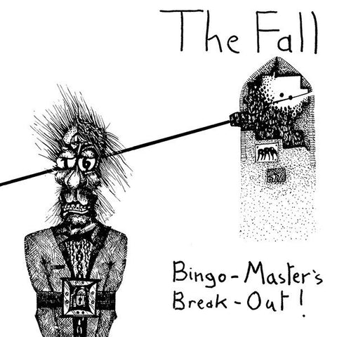 "The Fall - Bingo-Master's Break-Out! - 7"" - Superior Viaduct - SV107"
