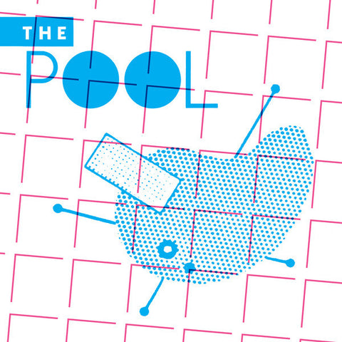 "The Pool - Dance It Down / Jamaica Running - 12"" - Dark Entries - DE-130"