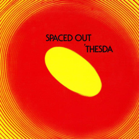Thesda - Spaced Out - LP - Left Ear Records - LER 1004