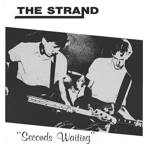 The Strand - Seconds Waiting - LP - Dig! Records - DIG002