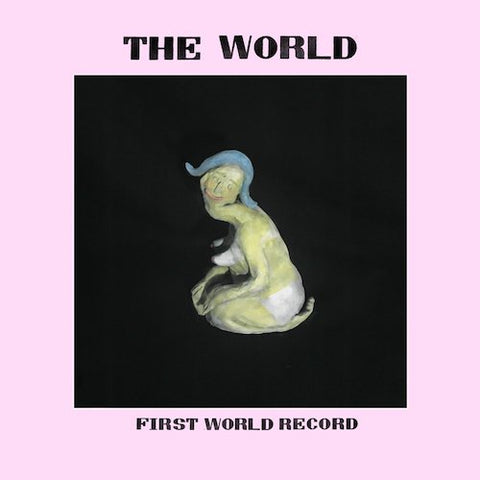 The World - First World Record - LP - Lumpy Records - LR81