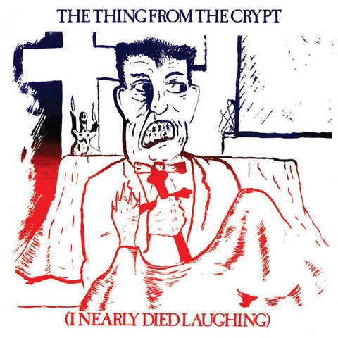 VA - The Thing From The Crypt - LP - Dark Entries - DE-036