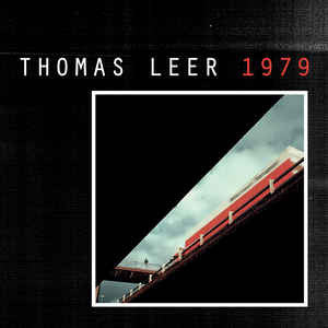 Thomas Leer - 1979 - 2xLP - Dark Entries - DE-155