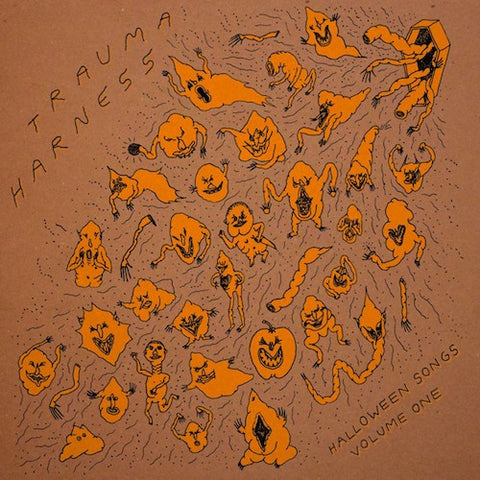 Trauma Harness - Halloween Songs Volume One - LP - Lumpy Records - LR-67