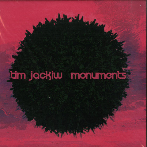 Tim Jackiw - Monuments - 2xLP - Deeptrax Records - DPTX-020