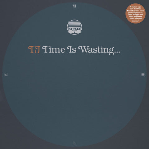 "TJ - Time Is Wasting... 10"" - BBE - BBE372SLP"