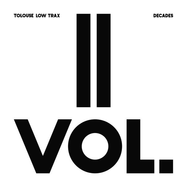 "Tolouse Low Trax - Decades Vol.II - 12"" - Antinote - ATN030-2"
