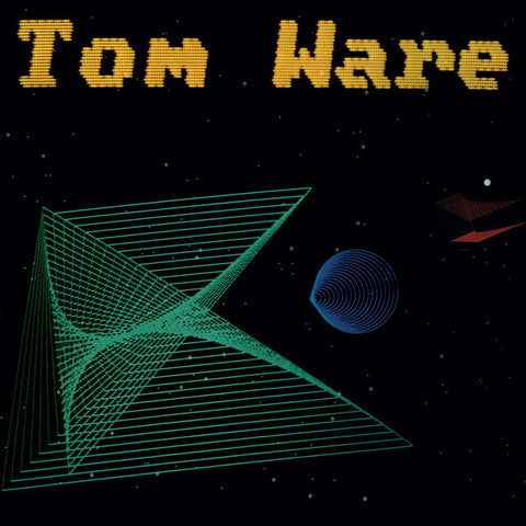 Tom Ware - LP - Dark Entries - DE-176