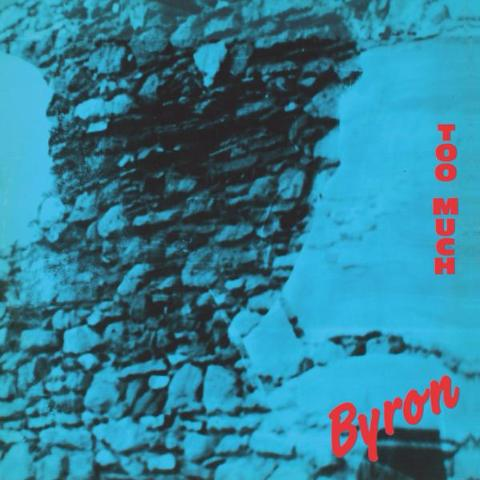 "Byron - Too Much - 12"" - Best Record Italy - BST-X023"