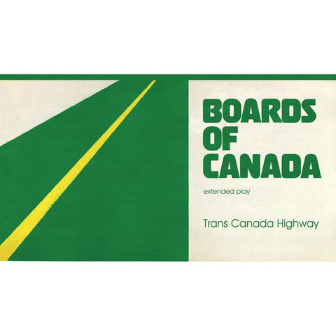"Boards Of Canada - Trans Canada Highway - 12"" - Warp Records - WAP200R"
