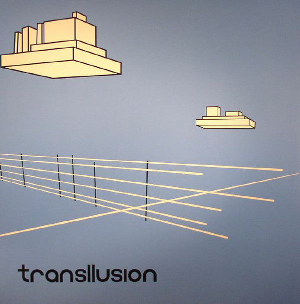 "Transllusion - The Opening of the Cerebral Gate - 3x12"" - Tresor - Tresor.270"