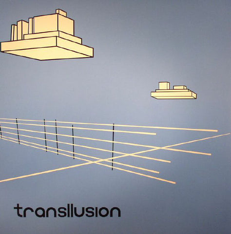"Transllusion - The Opening of the Cerebral Gate - 3x12"" or CD - Tresor.270"