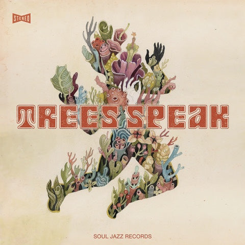 "Trees Speak - Shadow Forms - LP + 7"" - Soul Jazz Records ‎- SJR LP457"