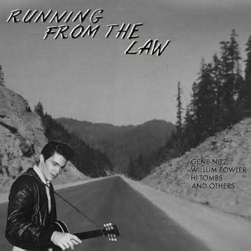 VA - Running From the Law - LP - Mississippi Records - MRP/EJ-012