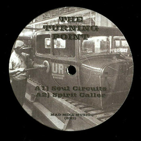 "UR - The Turning Point EP - 12"" - Underground Resistance - UR-042"