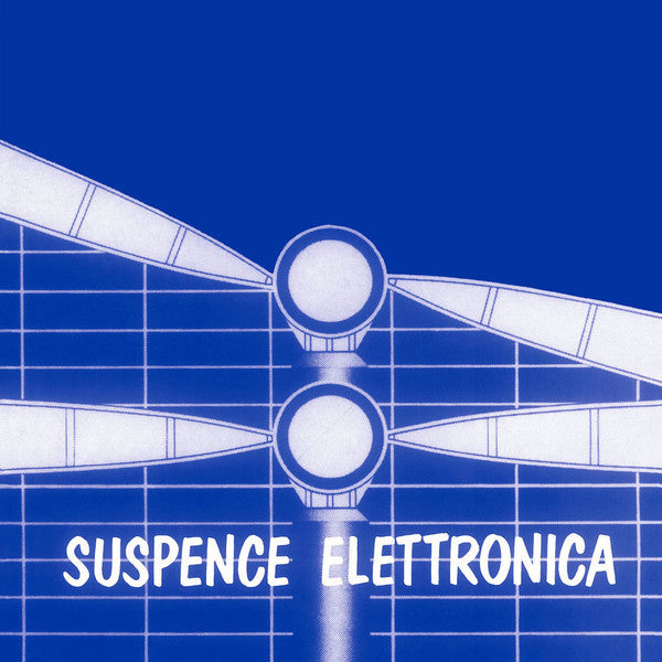 Tusco - Suspence Elettronica - LP - Dagored - RED307