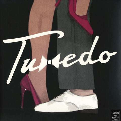 Tuxedo - 2xLP - Stones Throw Records - STH2360