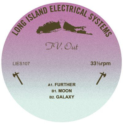 "TV.OUT - 12"" - LIES-107"