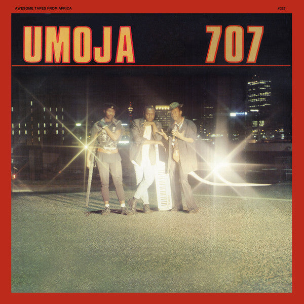 "Umoja - 707 - 12"" - Awesome Tapes From Africa - ATFA025"