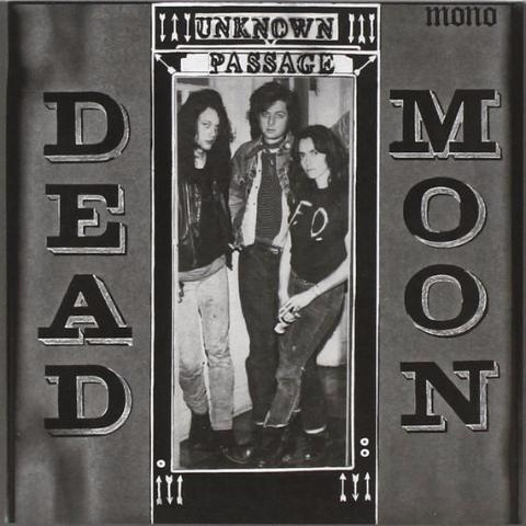 Dead Moon - Unknown Passage - LP - Mississippi Records - MR-090