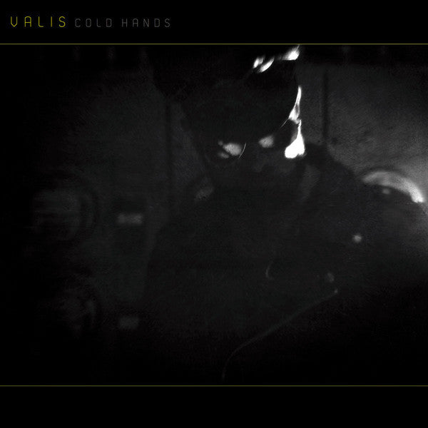 "Valis - Cold Hands - 12"" - Oráculo Records - OR-10-2016"