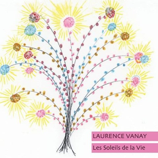 Laurence Vanay - Les Soleils de la Vie - LP - Lion Productions - LION LP-157