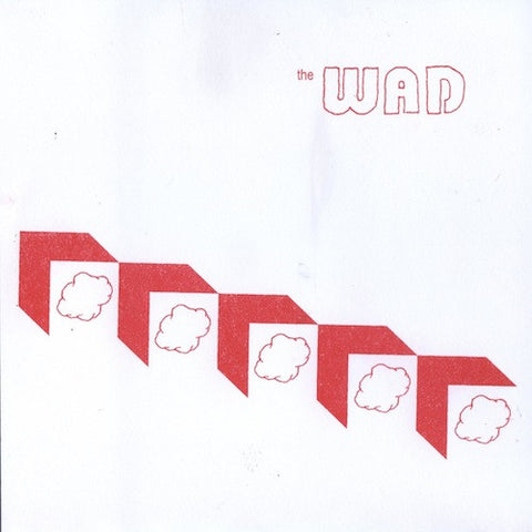 "The Wad - 2nd - 7"" - Lumpy Records - LR73"