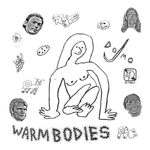 "Warm Bodies - Domo - 7"" - Neck Chop Records - CHOP-007"