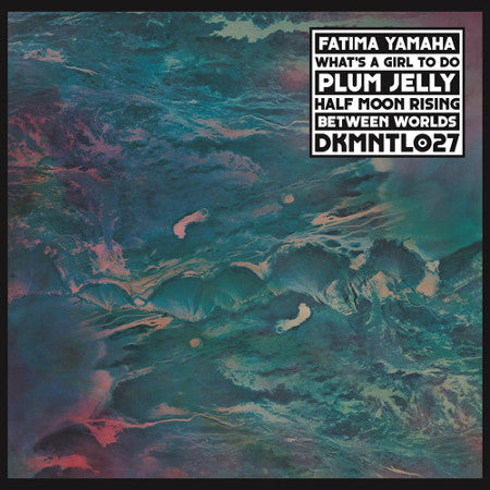 "Fatima Yamaha - What's A Girl To Do? - 12"" - Dekmantel - DKMNTL027"